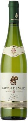 Вино белое полусухое «Baron de Valls»