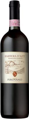 Вино красное сухое «Pirovano Barbera d'Asti» 2012 г.