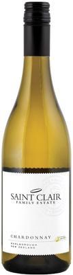 Вино белое сухое «Marlborough Chardonnay» 2014 г.