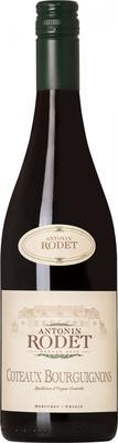 Вино красное сухое «Coteaux Bourguignons» 2014 г.