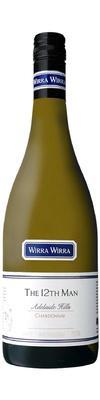 Вино белое сухое «The 12th Man Adelaide Hills Chardonnay» 2015 г.