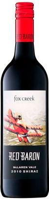 Вино красное сухое «Red Baron Shiraz» 2013 г.