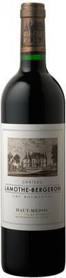 Вино красное сухое «Chateau Lamothe-Bergeron Cru Bourgeois Haut-Medoc» 2011 г.