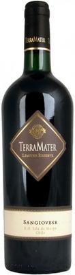 Вино красное сухое «TerraMater Limited Reserve Sangiovese» 2012 г.