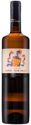 Вино белое сухое «Senorio de Valei» 2016 г.