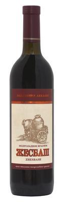 Вино столовое красное полусладкое «Жесбаш»
