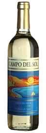 Вино столовое белое сухое «Campo del Sol»