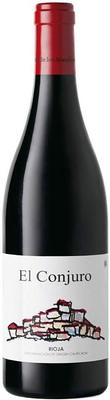 Вино красное сухое «El Conjuro» 2013 г.