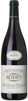 Вино красное сухое «Antonin Rodet Beaujolais-Villages» 2015 г.