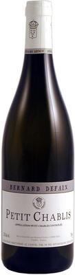 Вино белое сухое «Domaine Bernard Defaix Petit Chablis» 2015 г.