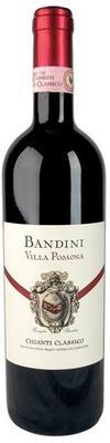 Вино красное сухое «Chianti Classico» 2014 г.
