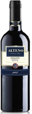Вино красное сухое «Alteno Chianti»