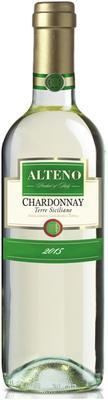 Вино белое сухое «Shardonnay»