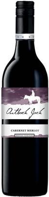 Вино красное сухое «Berton Vineyards Outback Jack Cabernet Merlot» 2015 г.