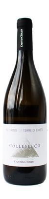 Вино белое сухое «Pecorino Colle Secco» 2015 г.