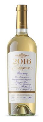 Вино белое полусухое «Рислинг Элеганс» географического наименования