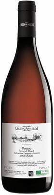 Вино розовое сухое «Rosato Biologico» 2015 г.