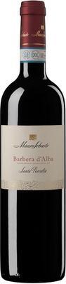 Вино красное сухое «Barbera d'Alba Santa Rosalia» 2015 г.