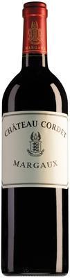 Вино красное сухое «Chateau Cordet» 2012 г.