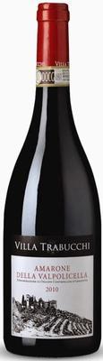 Вино красное полусухое «Amarone della Valpolicella Trabucchi» 2010 г.