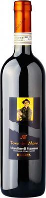 Вино красное сухое «Morellino di Scansano Tore del Moro» 2015 г.