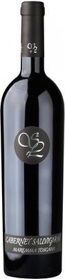 Вино красное сухое «Cabernet Sauvignon Maremma Toscana» 2009 г.