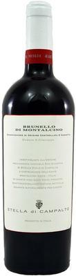 Вино красное сухое «Brunello di Montalcino Stella di Campalto» 2009 г.