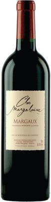 Вино красное сухое «Clos Margalaine» 2012 г.