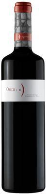 Вино красное сухое «Onra negre» 2012 г.