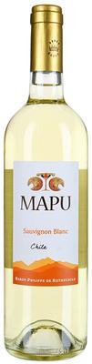Вино белое сухое «Mapu Seleccion Sauvignon Blanc»