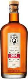 Ром «Don Q Signature Release Single Barrel» 2005 г.