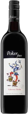 Вино красное сухое «Poker Face Cabernet Merlot» 2016 г.