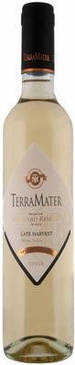Вино белое сладкое «TerraMater Vineyard Reserve Late» 2015 г.