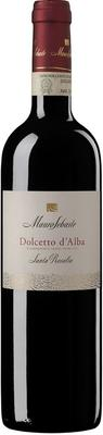Вино красное сухое «Dolcetto d'Alba Santa Rosalia» 2016 г.