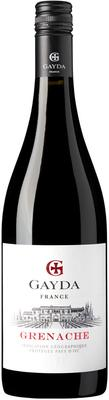 Вино красное сухое «Gayda Grenache»