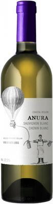 Вино белое сухое «Anura Sauvignon Blanc Chenin Blanc»