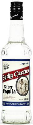 Текила «Spiky Cactus Silver»