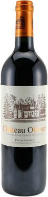 Вино красное сухое «Chateau Olivier Rouge» 2014 г.
