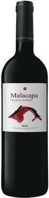 Вино красное сухое «Malacapa» 2015 г.