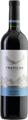 Вино красное полусухое «Trapiche Malbec» 2017 г.