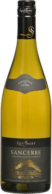 Вино белое сухое «Guy Saget Sancerre, 0.75 л» 2016 г.