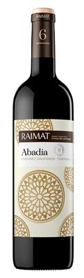 Вино красное сухое «Raimat Abadia Cabernet Sauvignon-Tempranillo Costers del Segre» 2015 г.