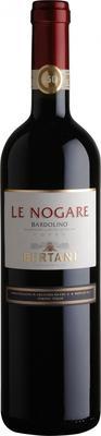 Вино красное сухое «Bertani Le Nogare BardolinoЛе Ногаре» 2016 г.