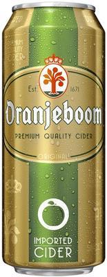 Сидр яблочный полусухой «Oranjeboom»
