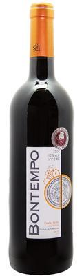 Вино столовое красное сухое «Bontempo»