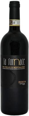 Вино красное сухое «La Fornace Brunello di Montalcino» 2009 г.