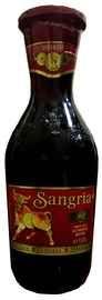 Винный напиток красный ароматизированный «Sangria»