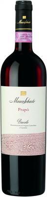 Вино красное сухое «Prapo Barolo» 2012 г.