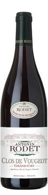 Вино красное сухое «Clos de Vougeot Grand Cru Cave Privee» 2007 г.