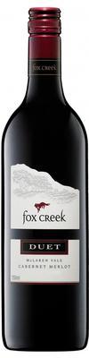 Вино красное сухое «Duet Cabernet Sauvignon Merlot» 2012 г.